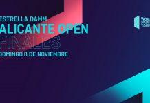 Sigue desde las 10:00 el streaming de las finales del Alicante Open