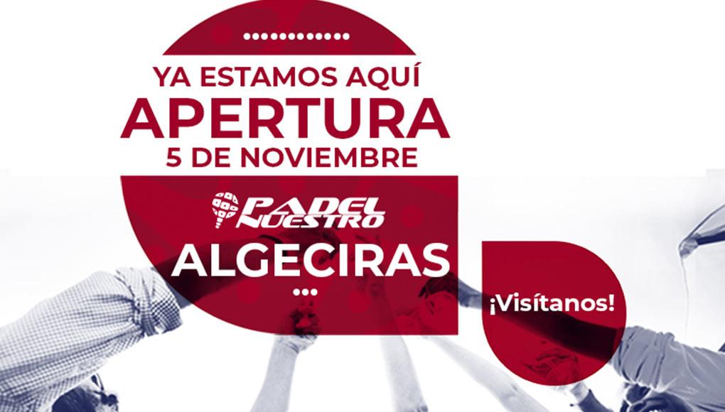 Padel Nuestro anuncia la apertura de su primera tienda en Cádiz