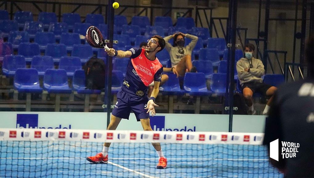Ya tenemos a las 4 parejas masculinas clasificadas de la previa del Alicante Open