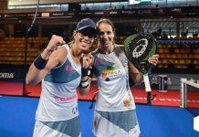 Gemma Triay y Lucia Sainz se medirán a Bea González y Paula Josemaría en la final femenina de Las Rozas Open