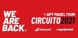 APT Padel Tour regresará en Febrero de 2021 con el Chile Open