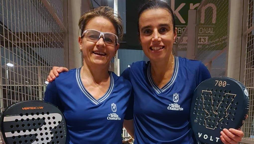 Cata Tenorio y Ana Catarina Nogueira, experiencia al servicio del World Padel Tour