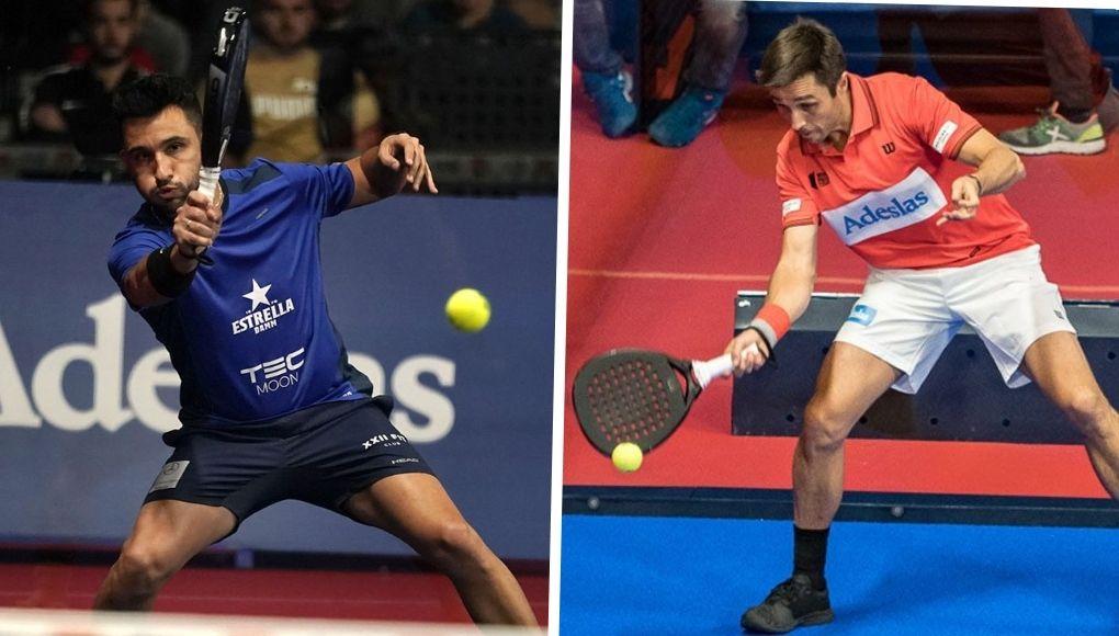 Fernando Belasteguín y Sanyo Gutiérrez, el sueño de los aficionados se hace realidad