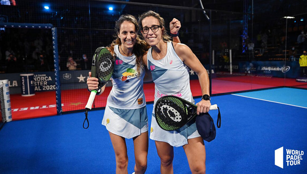 Gemma Triay y Lucía Sainz, flamantes números 1 de 2020 en el World Padel Tour