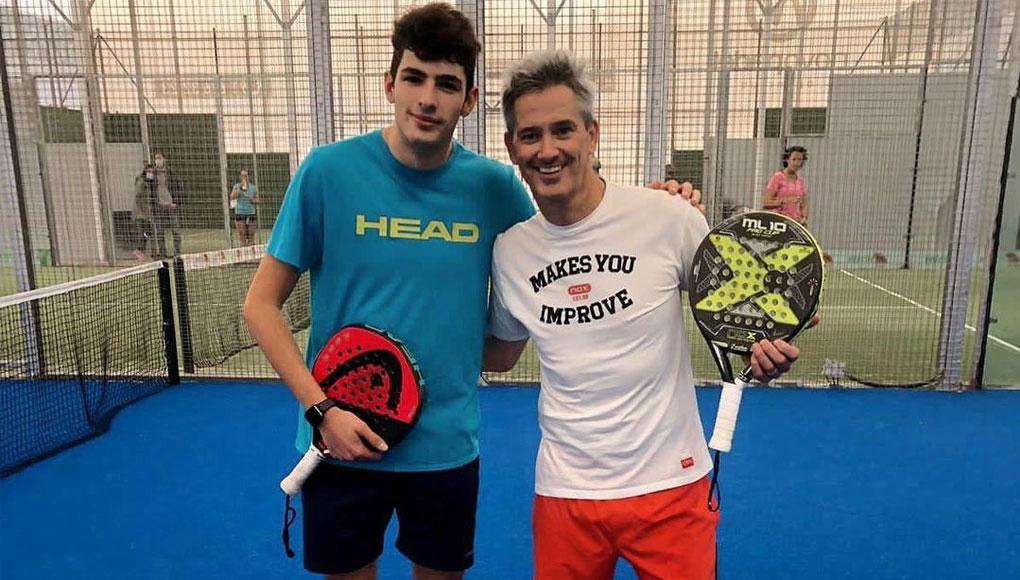 Miguel Lamperti y Arturo Coello formarán pareja la próxima temporada