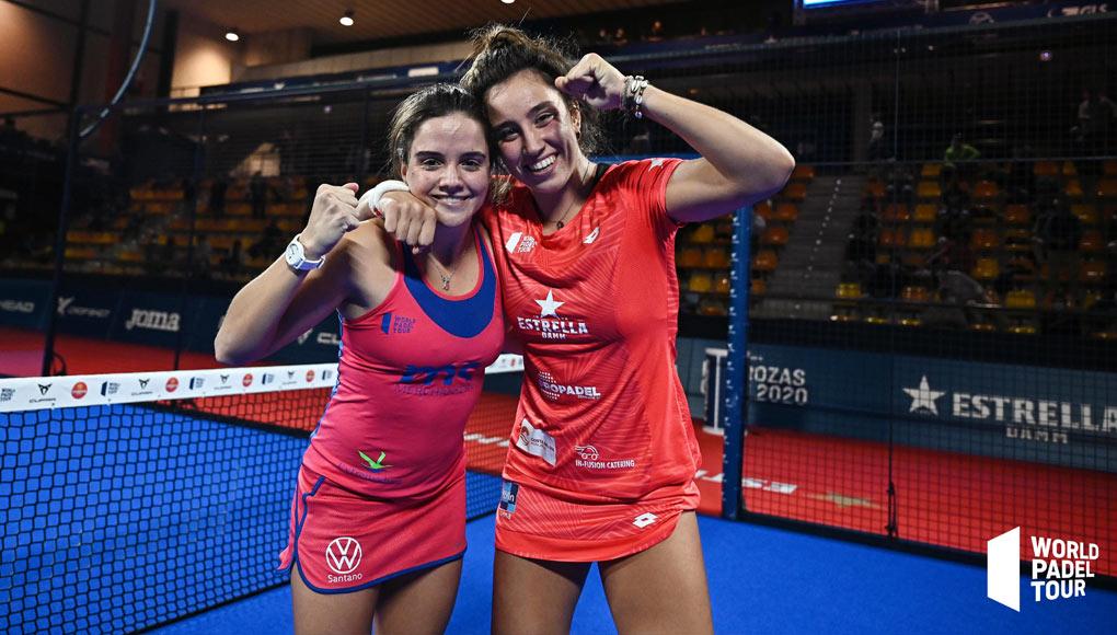 Paula Josemaría y Bea González no jugarán juntas en 2021