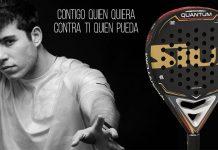Siux Quantum, nueva pala de pádel que se suma a la colección de la marca española
