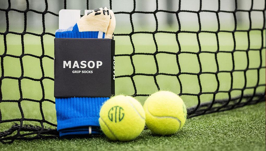 ¡Participa en el sorteo de 2 calcetines deportivos Masop!
