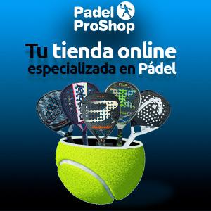www.padelproshop.com, tu tienda online especializada en Pádel