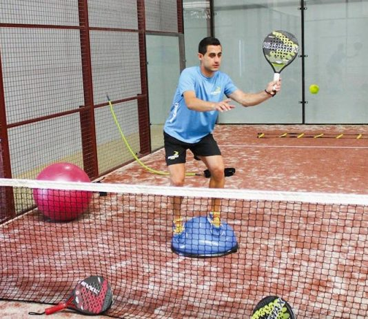 Functional training in the pádel: Which has benefits?