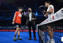 El ranking World Padel Tour 2021 queda reactivado de manera oficial
