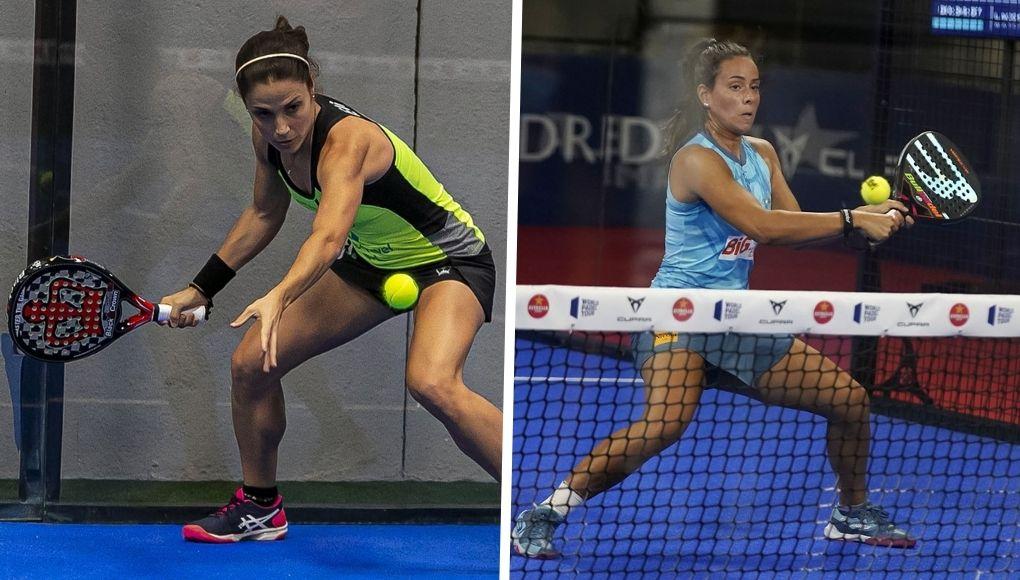 Eli Amatriaín y Sofía Araujo jugarán juntas en 2021