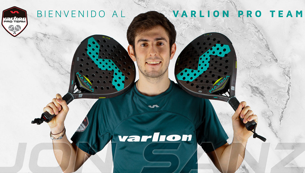 Jon Sanz se incorpora al Varlion Pro Team