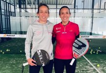 Patty Llaguno y Virginia Riera confirman su unión para el World Padel Tour 2021