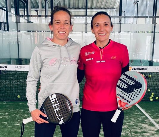 Patty Llaguno and Virginia Riera confirm their union for him World Padel Tour 2021