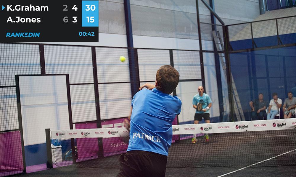 En Rankedin puedes retransmitir partidos en directo de tus torneos