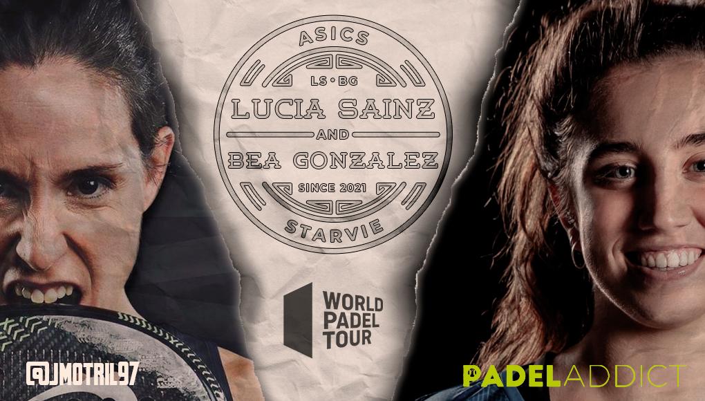 ¿Funcionará la pareja formada por Bea González y Lucía Sainz?