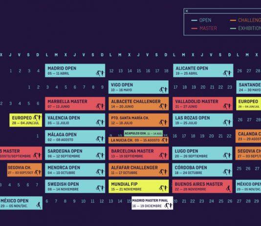 ¡World Padel Tour desvela cómo es su calendario en 2021!