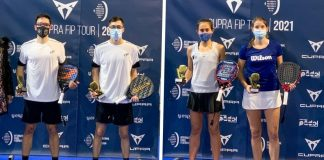 Francisco Gil/Sergio Alba y Jessica Castelló/Alix Collombon ganan el FIP Star Burriana