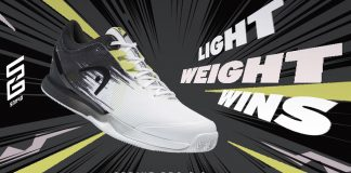 HEAD Sprint Pro 3.0 Clay, Sanyo Gutiérrez's footwear for this season