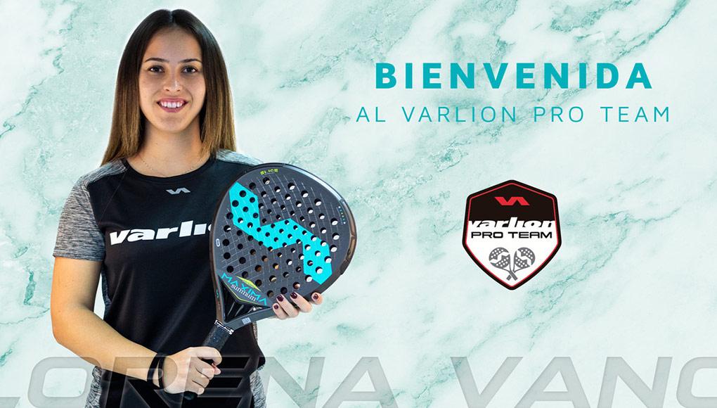 La jugadora italiana Lorena Vano, última incorporación para el Varlion Team