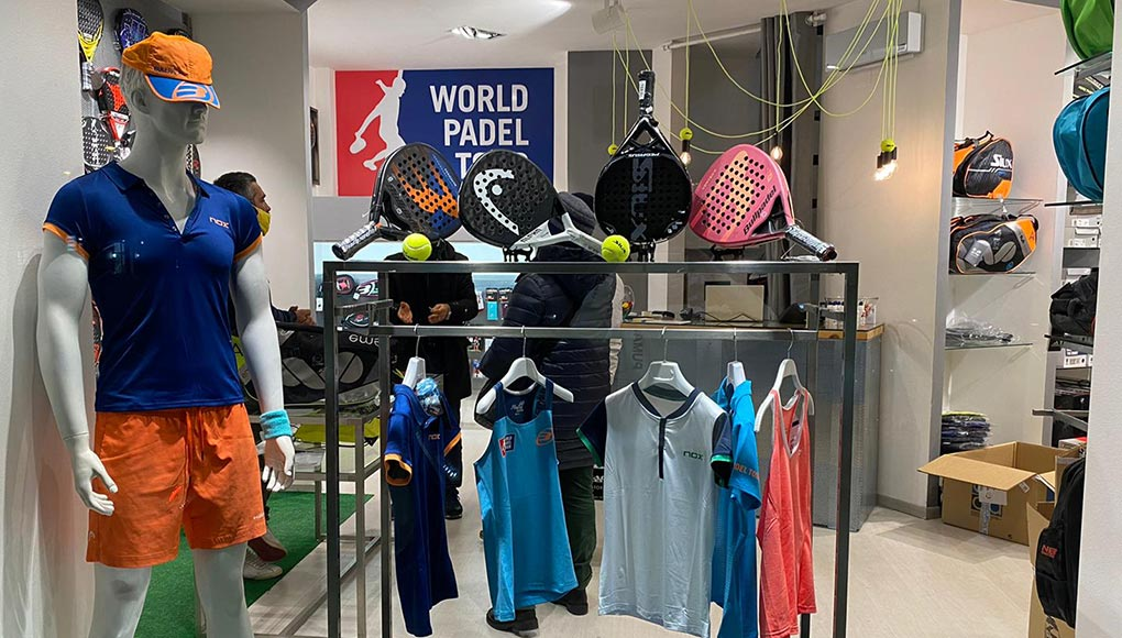 Padel Nuestro Siracusa, primera tienda de Padel Nuestro en el sur de Italia