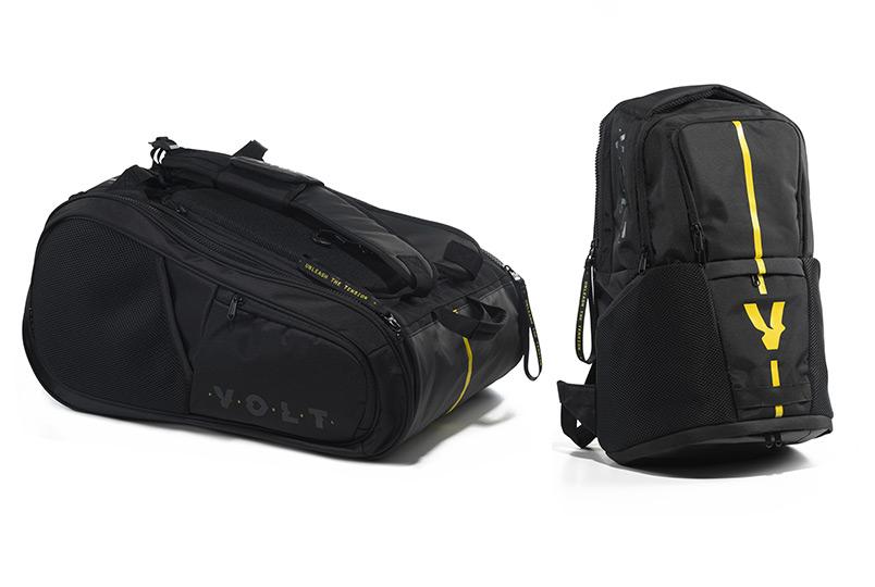Paletero y mochila de la nueva colección 2021 de Volt
