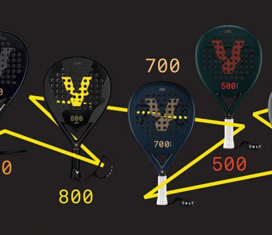 Volt Padel presenta su nueva colección para 2021