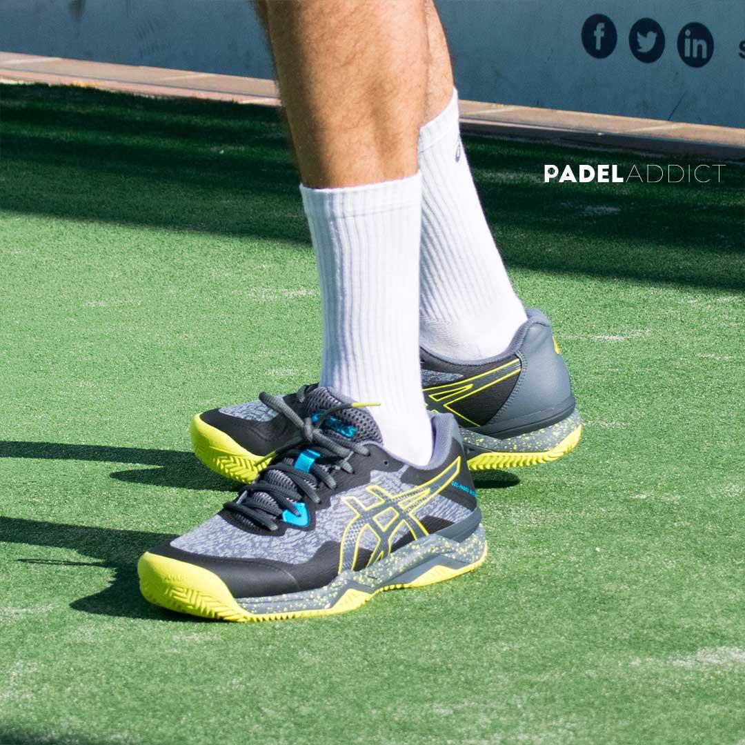 Las zapatillas ASICS Gel-Padel Ultimate presentan las tecnologías más punteras de la marca en zapatillas de pádel