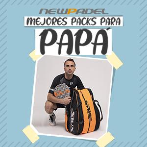 Los mejores packs para papá...¡En NewPadel!