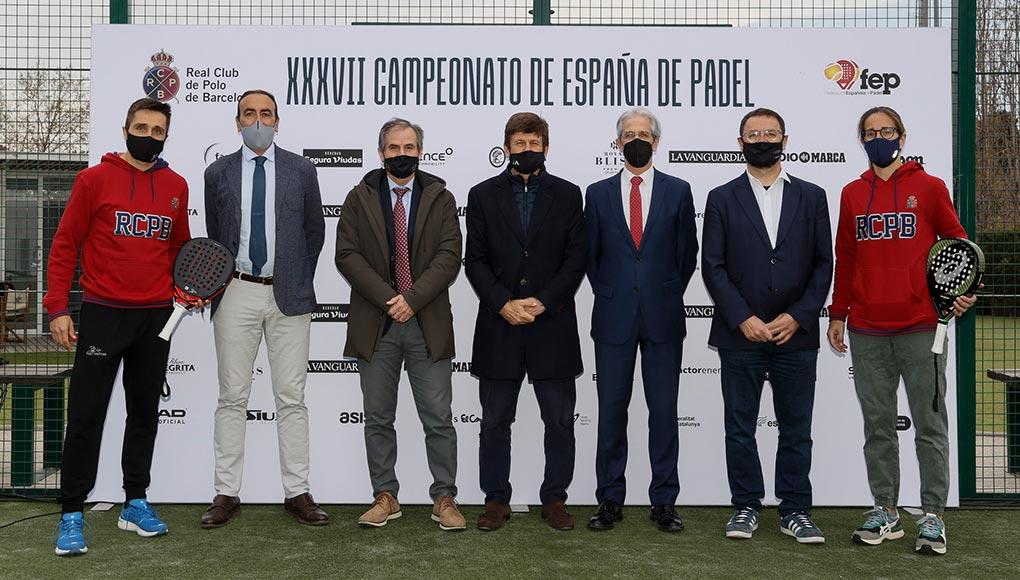 Barcelona, lista para el Campeonato de España por Equipos de 1ª