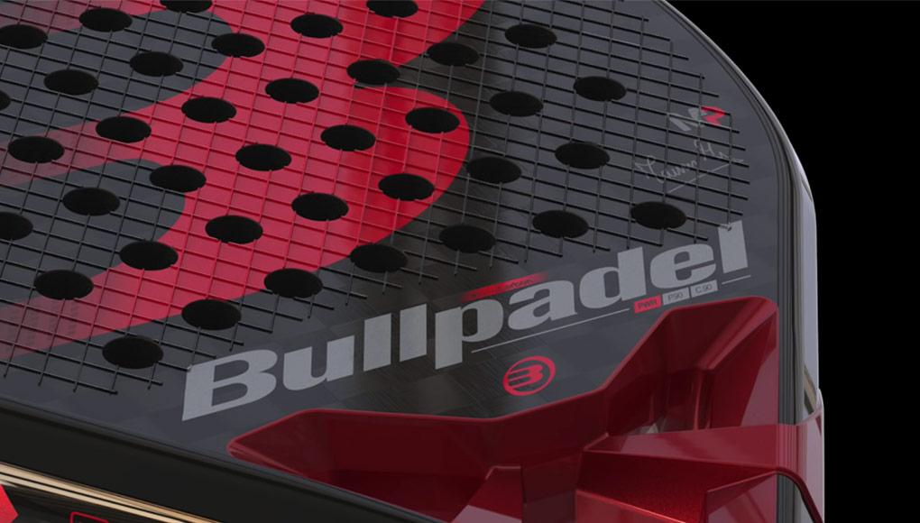 Bullpadel MM1 PRO, la pala creada por los jugadores de pádel, sale mañana a la venta