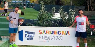 What is it like to debut in the World Padel Tour for an amateur gamer