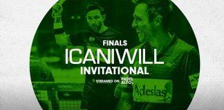 Sigue en directo las finales del ICanIWill Invitational: Bela y Sanyo frente Tello y Chingotto