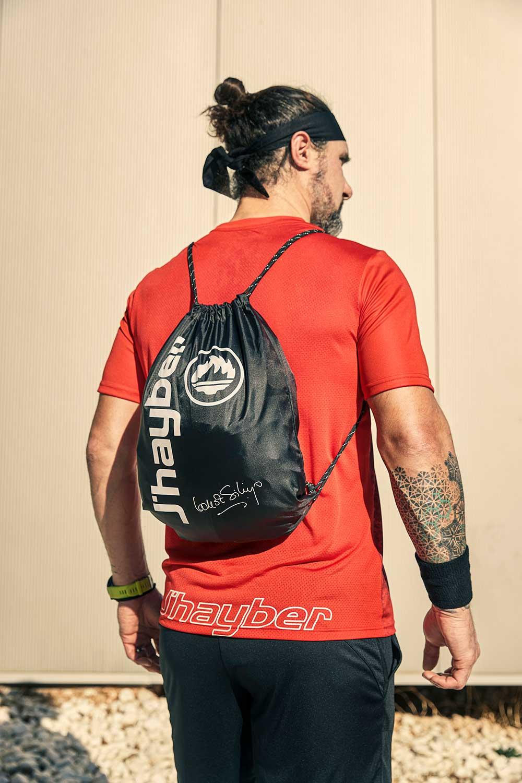 Así es el Gym Sack de La Bestia Silingo