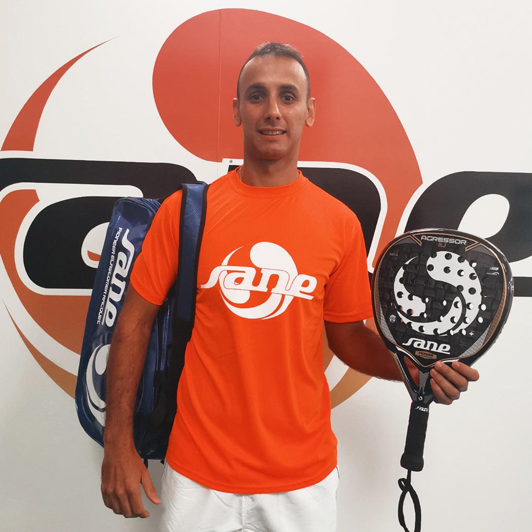 Juan Restivo, nuevo jugador de SANE