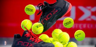 The new NOX footwear is already on sale, 100% sneakers for practicing pádel