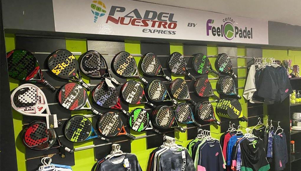 Padel Nuestro by Feel Center Padel abre sus puertas en Granada