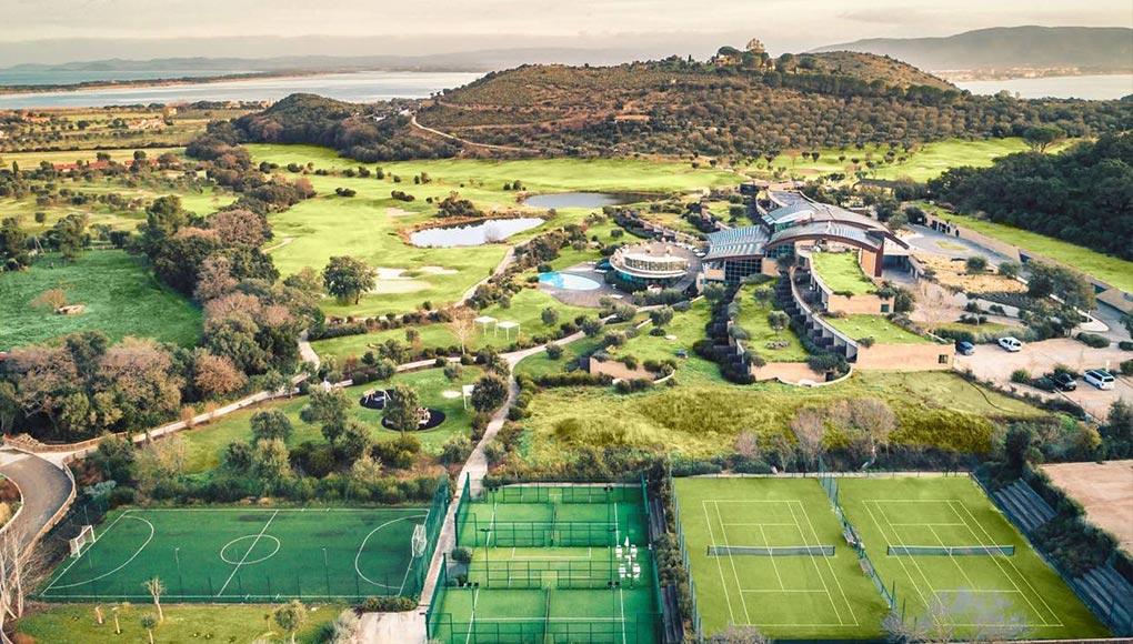 Argentario Golf Resort & Spa (Italia)
