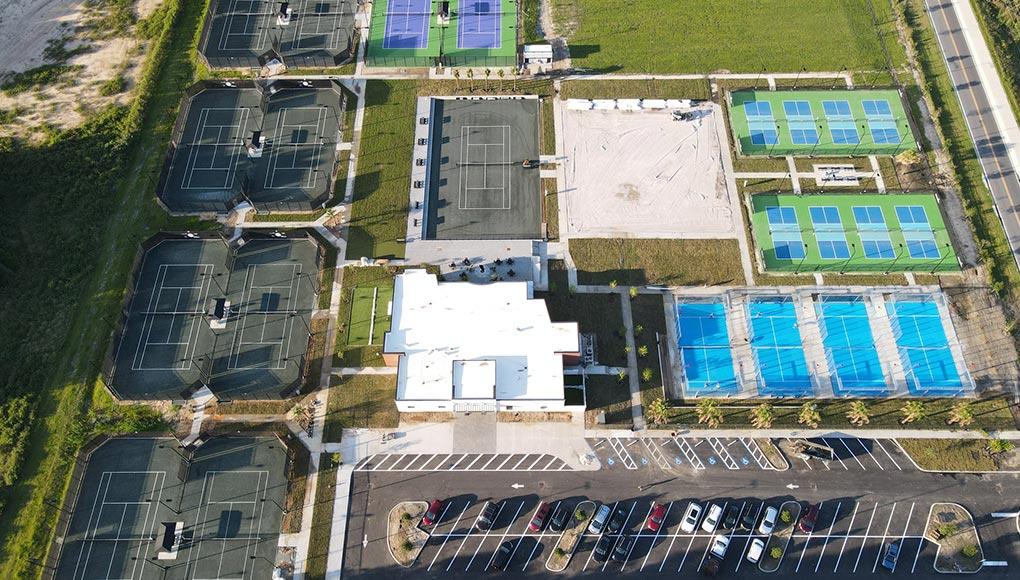 Sarah Vande Berg Tennis & Wellness Center (EEUU)