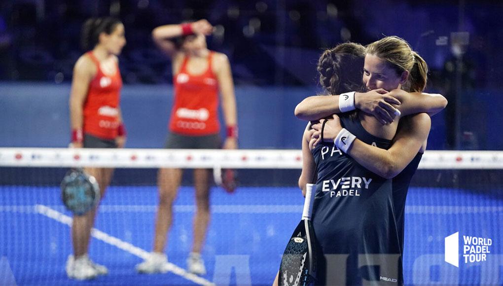 Cuartos del Adeslas Madrid Open: Ya tenemos a los primeros semifinalistas