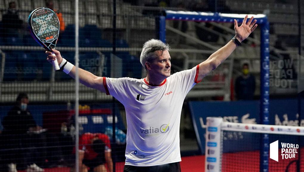 Cuartos del Alicante Open: Lamperti y Coello siguen de dulce