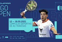 El Cupra Vigo Open se retrasa una semana en el calendario World Padel Tour