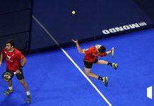 Chingotto/Tello y Tapia/Lima, protagonistas del punto más viral del Adeslas Madrid Open