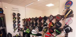 The first store is born Padel Our Express in Italy