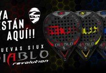 Ya están disponibles las nuevas Siux Diablo Revolution
