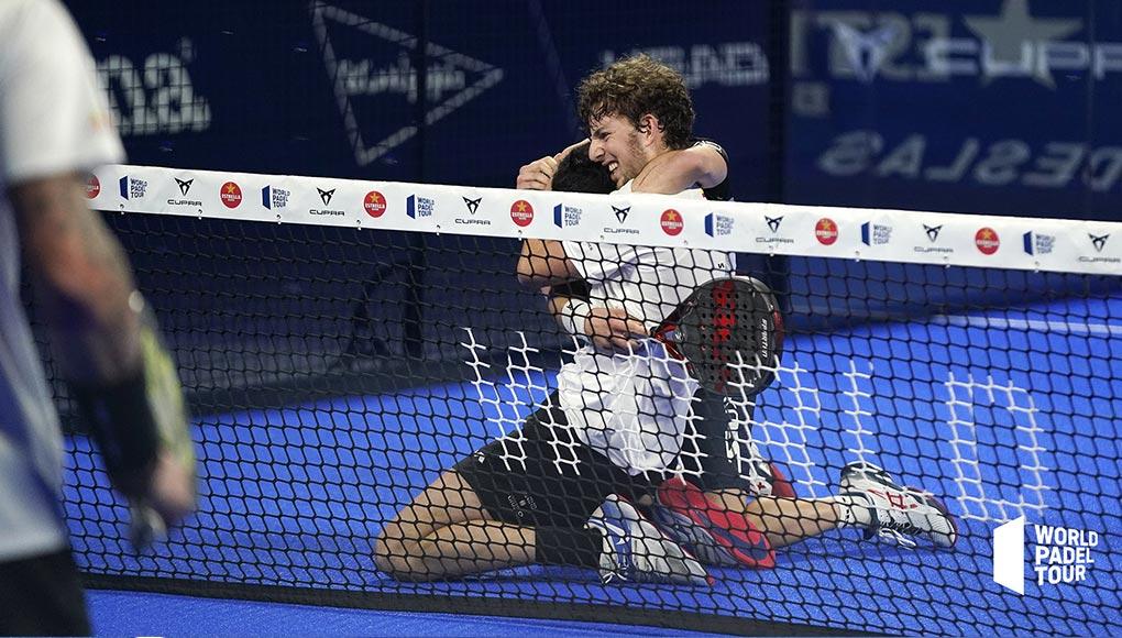 Miguel Yanguas e Ivan Ramirez acceden a sus primeros cuartos de final