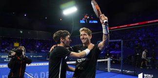 ¡Espectáculo puro en las semifinales del Adeslas Madrid Open!