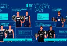Streaming del Alicante Open: Sigue en directo las finales del domingo
