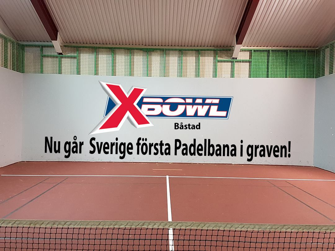 X Bowl de Båstad